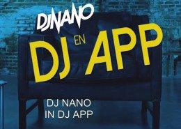 Portada dj nano app