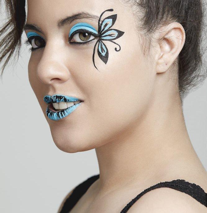Maquillaje creativo