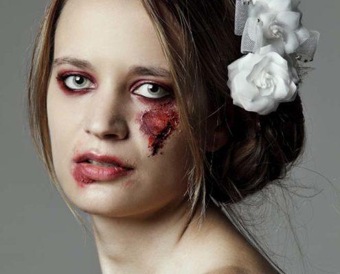 Maquillaje caracterización