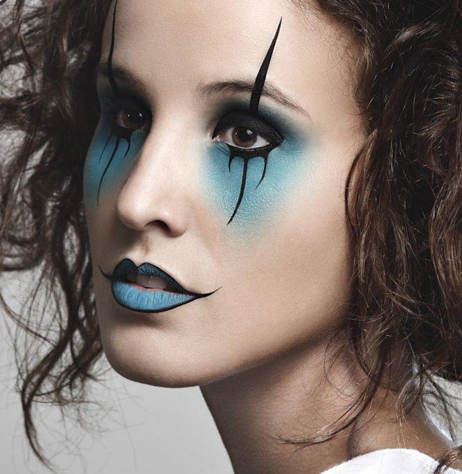 Maquillaje fantástico
