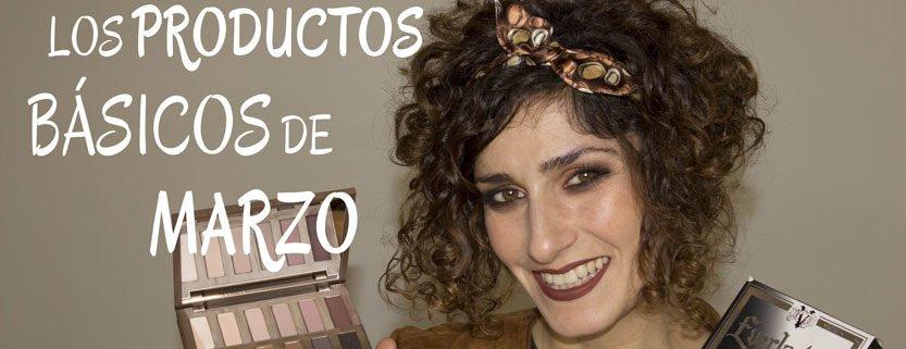 Basicos de maquillaje Marzo 2017