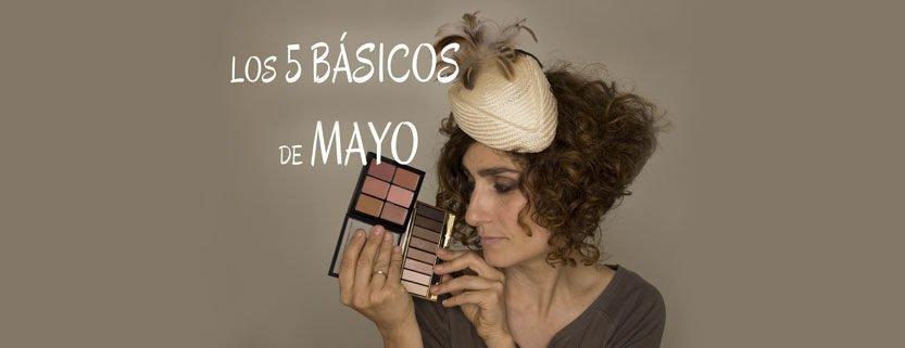 Básicos de maquillaje mayo 2017