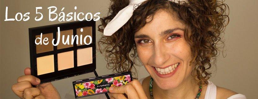 Básico de maquillaje de Junio 2017