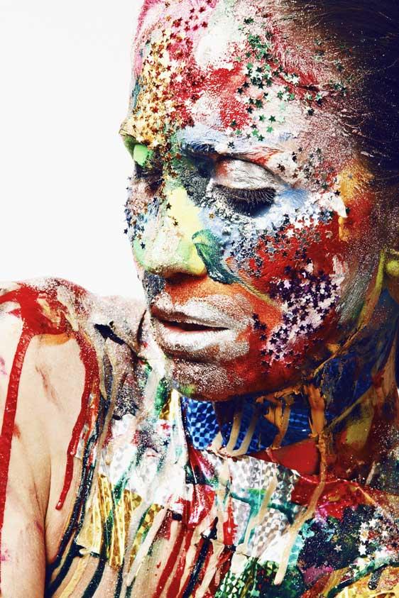 Body Paint texturas