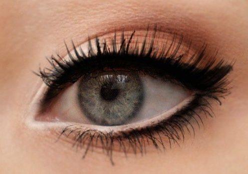 perfilar ojos redondos