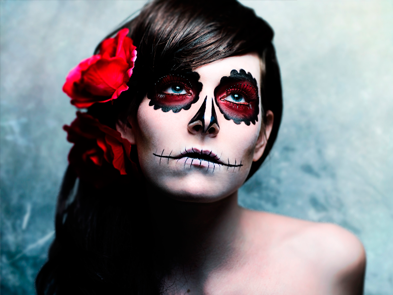 maquillaje halloween maquillaje - Maquillaje Halloween