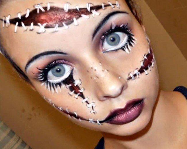 maquillaje halloween maquillaje halloween - Maquillaje Halloween