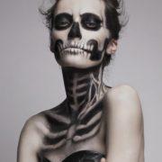 Maquillaje Tipos de Maquillaje de Halloween