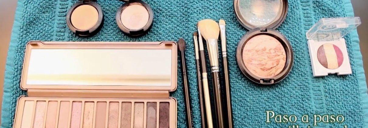 maquillaje nude paso a paso