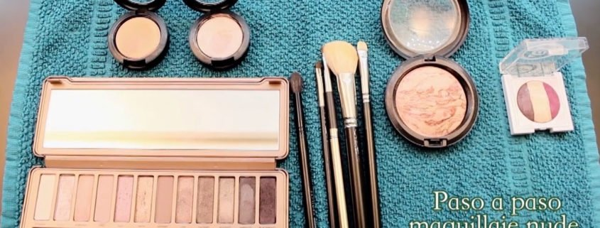 maquillaje nude paso a paso
