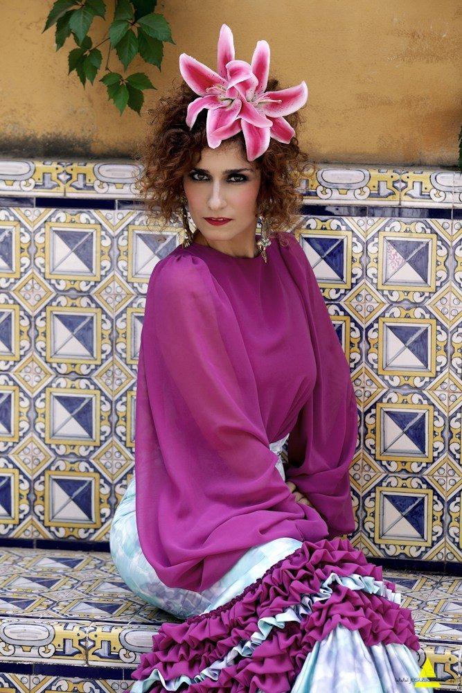 El Rocío y Patricia Pajares Bazarot