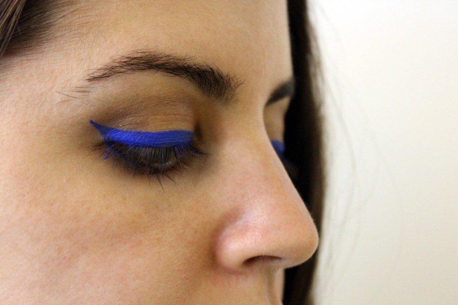 maquillaje de verano ojos
