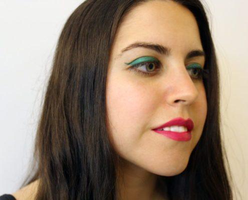 maquillaje de verano eye liner