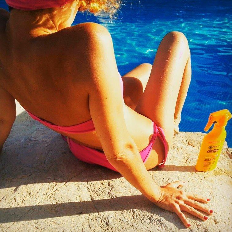 Básicos protección solar: crema protección menor