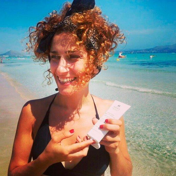 Básicos protección solar: crema rostro