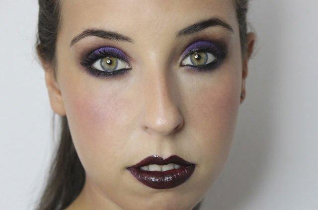 Cómo hacer un Maquillaje Gótico para Halloween