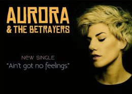 Portada Aurora & the Betrayers