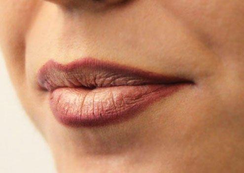 labios degrade destacada