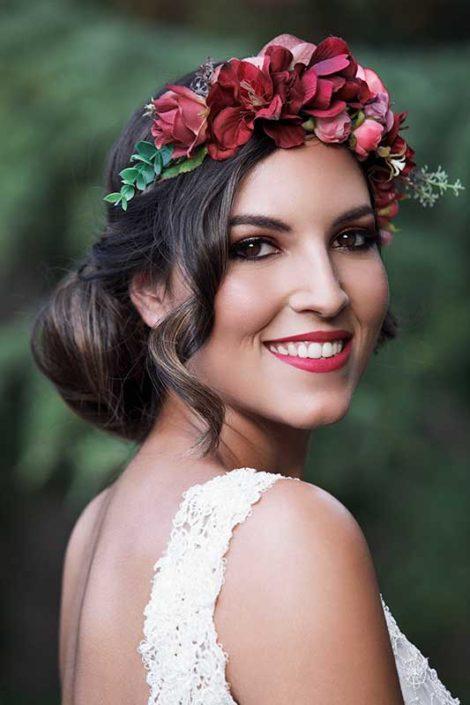 Maquilladores para boda estilo 6