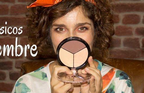 Básicos de maquillaje Septiembre 2017