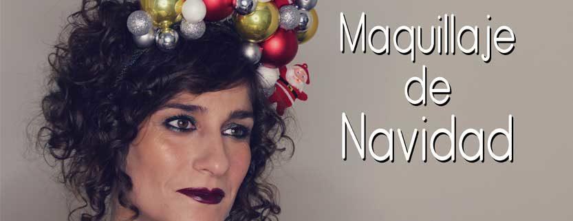 Maquillaje de Navidad 2017