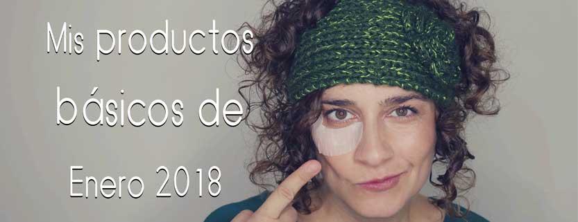 Básicos de maquillaje enero 2018