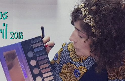 Básicos de maquillaje Abril 2018