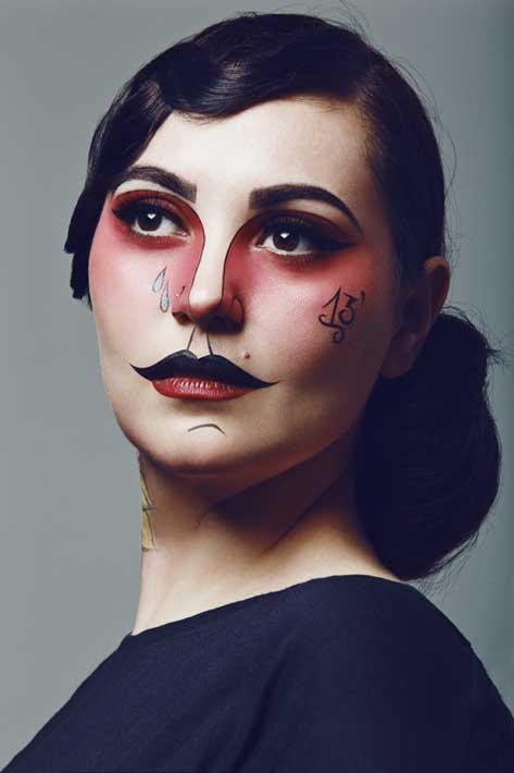 book alumna 15 curso maquillaje profesional