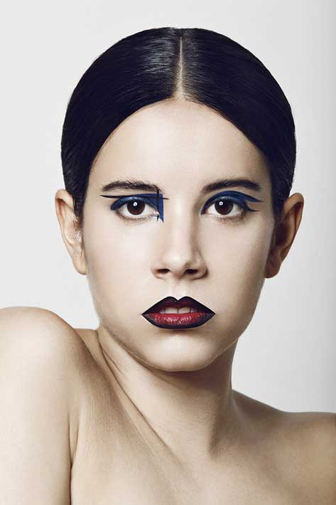 book alumna 3 curso maquillaje profesional