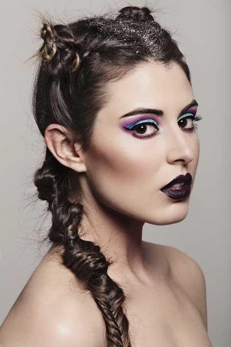 book alumna 5 curso maquillaje profesional
