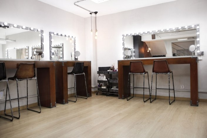 Sala Industrial Mery Makeup