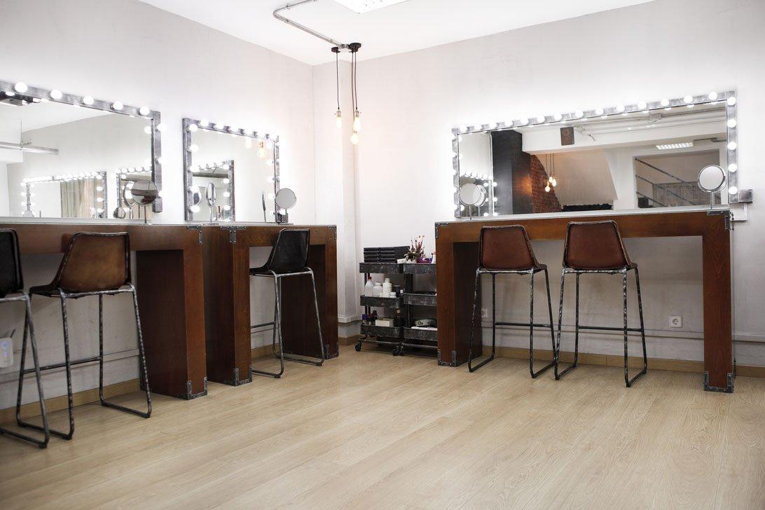 Sala Industrial Mery Makeup