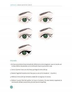 Página 136 Libro de Maquillaje Profesional