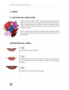Página 142 Libro de Maquillaje Profesional