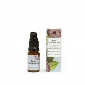 Jane apothecary restoring eye lip serum
