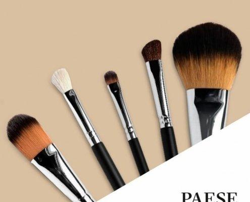Paese Cosmetics opinión pinceles