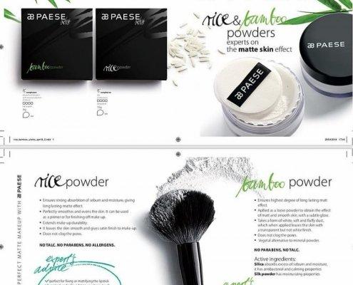 Paese Cosmetics Powders