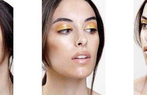 Maquillaje glossy